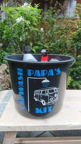 Papa's carwash kit